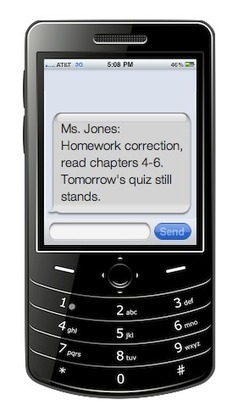 Remind 101 | High tech and art in the school. | Scoop.it