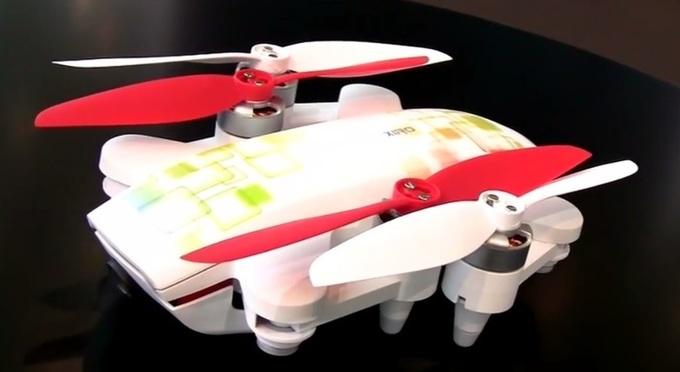 Xiro Xplorer Mini Foldable Smartphone Selfie Drone