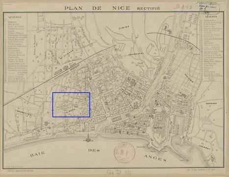 Attentat à la bombe à Nice en 1889 : un mort | Rhit Genealogie | Scoop.it