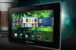 BlackBerry PlayBook OS 2.0 compatible Android pour le 21 février   WEBOLUTION!   Scoop.it