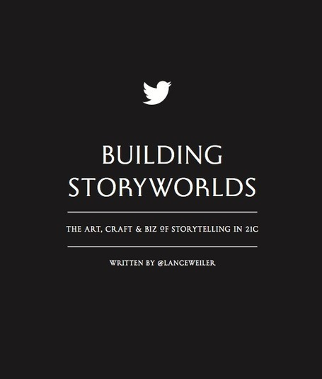 Building Storyworld, by Lance Weiler | Culture(s) transmedia | Scoop.it