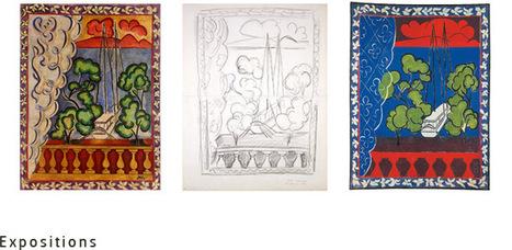 "Exposition ""Tisser Matisse""   Textile Horizons   Scoop.it"
