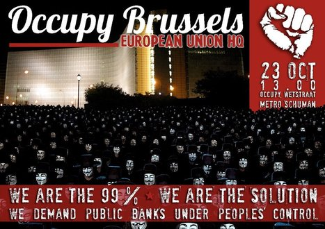 Occupy Belgium | Scoop.it | The Marches to Brussels | Scoop.it