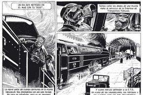 La novela gráfica da el salto a la realidad aumentada   LOS PROYECTOS EN EL AULA DE PRIMARIA   Scoop.it