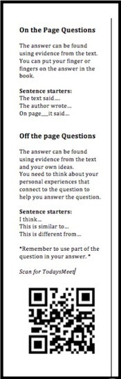 How To Create QR Codes To Use In Your Classroom ~ Mrs. Wideen's Blog | Teaching Now | Scoop.it