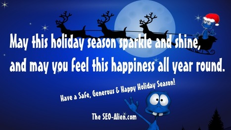 Happy Holidays 2016 | Allround Social Media Marketing | Scoop.it