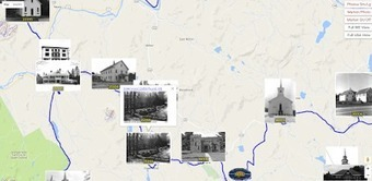 Explore Maps of Historical Sites in Every U.S. State | Tech, Web 2.0, and the Classroom | Scoop.it