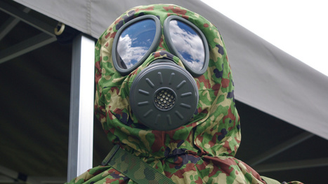 Deadly Cloud: The Science Behind the Syrian Chemical Weapons Attack - Gizmodo   @ThorMercury1 Promotes Science   Scoop.it