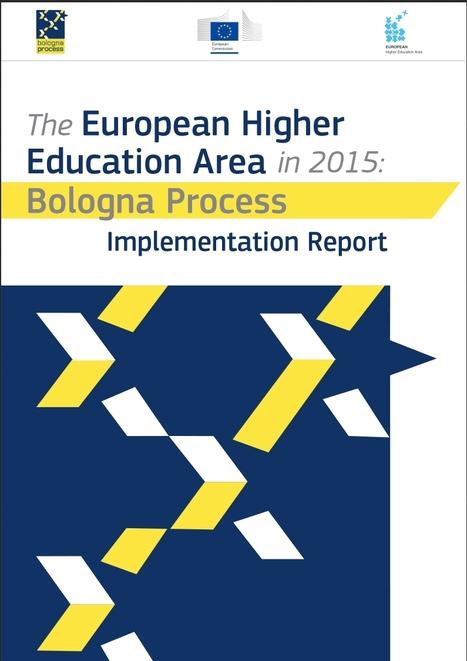 Publication: The European Higher Education Area in 2015: Bologna Process Implementation Report | Aqua-tnet | Scoop.it