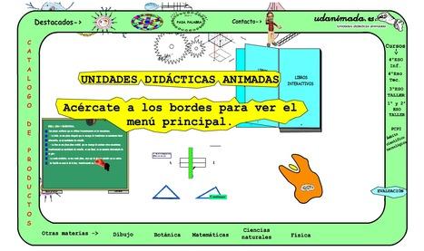 Unidades Didácticas Animadas. Índice | Herramientas TIC | Scoop.it