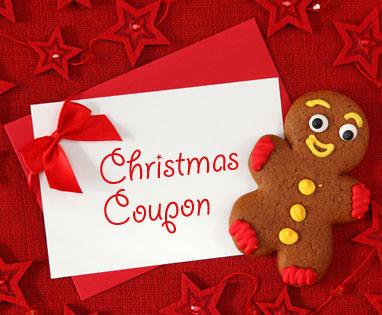 Christmas Coupon Template : Download Printable Gift Certificates  Coupon Template Download