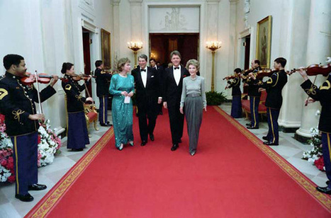 Lessons on Self-Serving Politics From Hillary Clinton and Nancy Reagan | Global politics | Scoop.it
