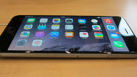 Apple iPhone 6 Plus Review: Size Really Does Matter | Nerd Vittles Daily Dump | Scoop.it