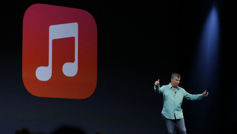 Apple's new streaming music service arrives next week, report says | Kill The Record Industry | Scoop.it