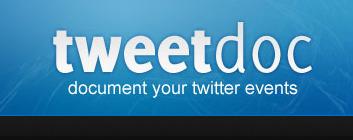 Document your Twitter Event in a PDF: TweetDoc | Meeting Design | Scoop.it