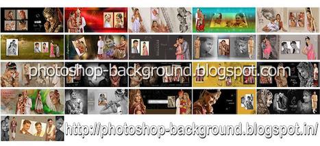 X Size Karizma Album Psd Templates  Photoshop Backgrounds