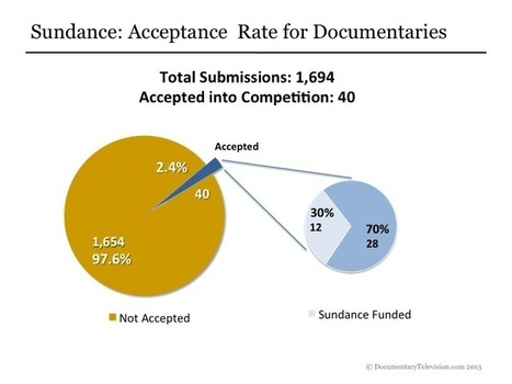 Sundance Film Festival Success Stories: What Are the Odds for Documentaries? | DocumentaryTelevision.com | Documentary Landscapes | Scoop.it