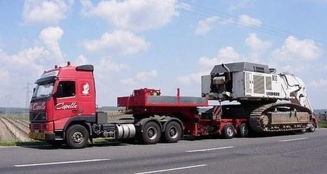Transport exceptionnel: Capelle se dote d'un centre opérationnel numérique | Cévennes : économie et rayonnement | Scoop.it