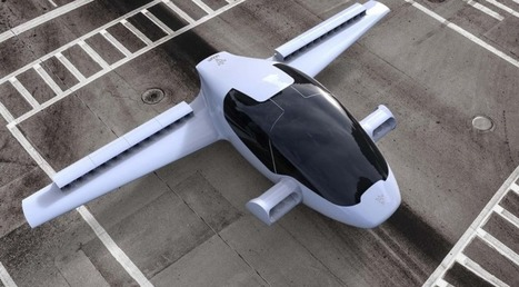 Lilium Aviation raises $10.7 million for vertical take-off and landing jet | cross pond high tech | Scoop.it