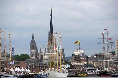 La prochaine Armada à Rouen, en 2019 ? | Actualités de Rouen et de sa région | Scoop.it