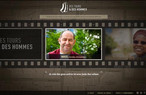 Des Tours et des Hommes | Interactive & Immersive Journalism | Scoop.it