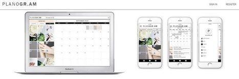 Planogr.am, para planificar y programar publicaciones en Instagram | Geeky Tech-Curating | Scoop.it