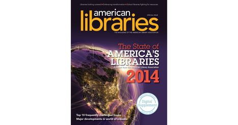 The State of America's Libraries, 2014   Bibliothèques   Scoop.it