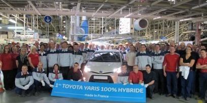 Comment Toyota produit des petites voitures en France | Actualités entreprise Toulouse et Midi Pyrénées : Objectif News. Informations économie, business, politique et innovation | Value Driven Development | Scoop.it