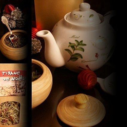 La Tisane de Noël Bio est arrivée ... | Voyages et Gastronomie depuis la Bretagne vers d'autres terroirs | Scoop.it