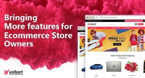 Best Ecommerce Software Features & Recent Updates- Yo!Kart | internet marketing | Scoop.it