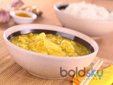 Yummy Raw Mango Curry Recipe | food&drink | Scoop.it