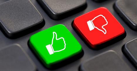 [Facebook] Une étude française nous révèle les raisons pour lesquelles les internautes LIKE votre page… ou pas   Communication - Marketing - Web_Mode Pause   Scoop.it