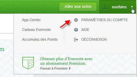 Sauvegardez vos notes par mail dans Evernote   Evernote, gestion de l'information numérique   Scoop.it