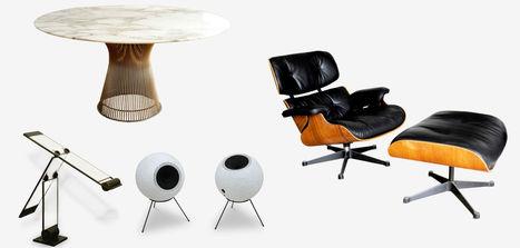 benoit ramognino , expert mobilier design xxe, expert in 20 th ... - Meubles Design D Occasion