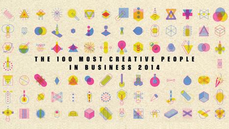 100 Most Creative People 2014 | Les techniques du e-marketeur | Scoop.it