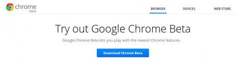 Google lanza una versión de Chrome que abre las puertas al control por voz | Las TIC y la Educación | Scoop.it
