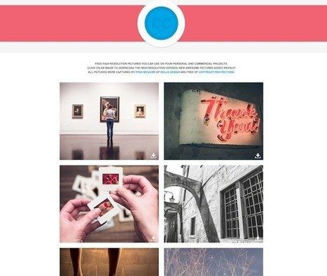 10 sites avec des photos gratuites pour illustrer vos sites - Korben | Les techniques du e-marketeur | Scoop.it