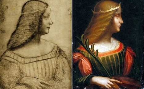 Leonardo da Vinci painting lost for centuries found in Swiss bank vault   - Telegraph | The History of Art | Scoop.it