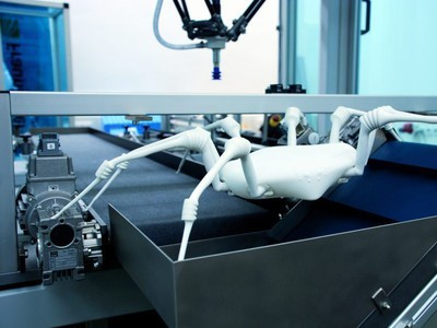 Robot Spider Will Find You After A Disaster | Biomimicry | Scoop.it