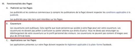 Suppression des 20% de texte pour les Couvertures Facebook - Emarketinglicious   Réseaux Sociaux   E-marketing   Scoop.it