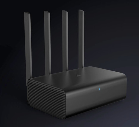 Xiaomi Mi R3P AC2600 Wireless Router is up for Pre-order for $127 without Hard Drive | Embedded Systems News | Scoop.it
