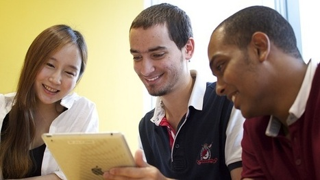 Mobile learning: How students can improve their English anytime ... | Technology in Art And Education | Scoop.it