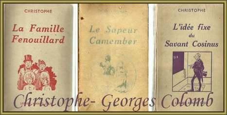 Le grand Almanach de la France : Christophe-Georges Colomb, scientifique et dessinateur   Nos Racines   Scoop.it
