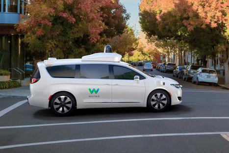 Waymo : les premières images de la nouvelle voiture autonome made by Google | Des robots et des drones | Scoop.it