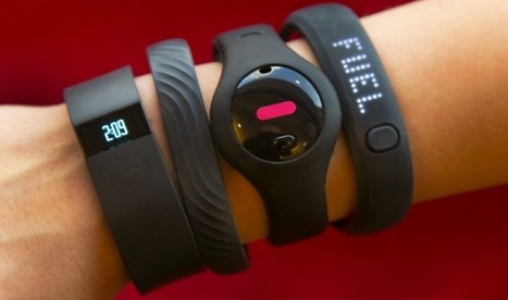 Growth Trajectory for Wearable Devices Ticks Downward - Mobile Marketing Watch | Mobile Marketing | News Updates | Scoop.it