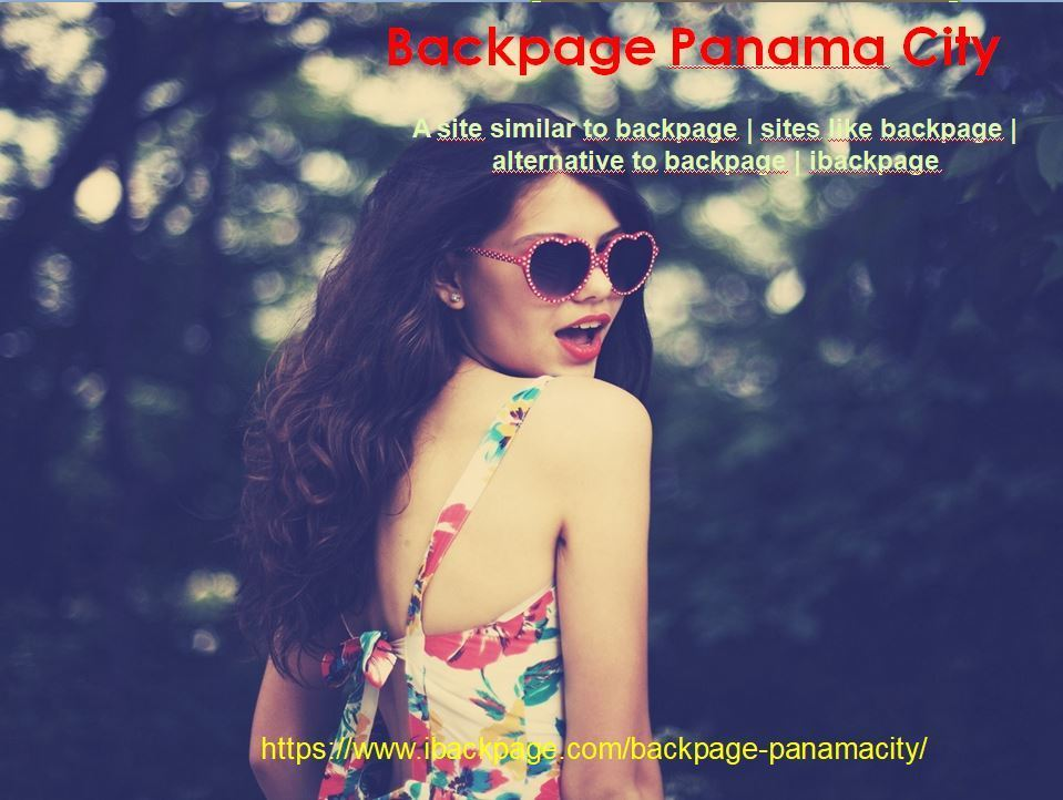 Backpage Panama City | Alternative to backpage .