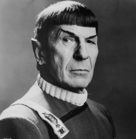 R.I.P M. Leonard Nimoy  :( | And Geek for All | Scoop.it