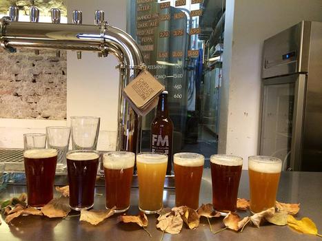 Bares con su propia fábrica de cerveza artesana: una tendencia que se afianza en España | APETECEECOLÓGICO | Scoop.it