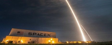 SpaceX Wants to Surround Earth With an Internet Service That's 200 Times Faster | cross pond high tech | Scoop.it