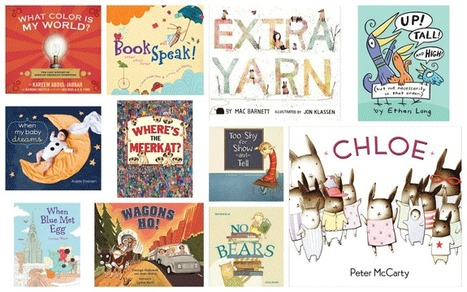 New Picture Books You'll Want to Buy - Winter 2012 | ways2play | Scoop.it